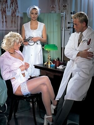 Katia Love, Martina Mercedes & the Doctor
